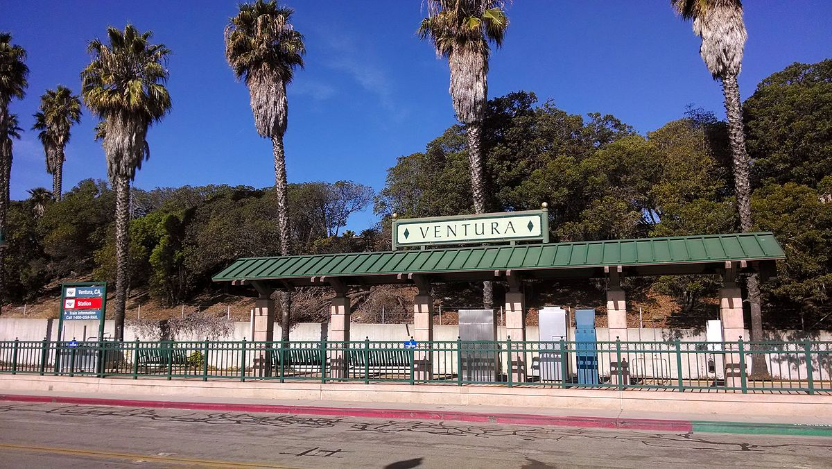 Ventura Station Wikipedia