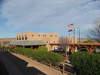 Verde Canyon Railroad - Terminal at Clarkdale