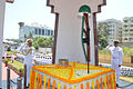 Vice Admiral Satish Soni takes part in a wreath laying at Navy War Memorial.jpg