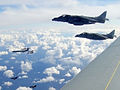 Vickers VC-10 in aerial refuelling exercise 26.jpg
