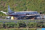 Vickers Viscount 806 'EC-DXU' (25095317865).jpg