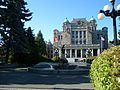 Victoria Legislature building from rear - panoramio.jpg