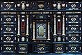 Vienna - Detail of Baroque Cabinet - 9621.jpg