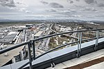 Vienna International Airport from the Air Traffic Control Tower 25.jpg