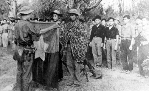 Viet Cong Sworn In