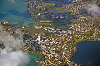 Takapuna suburb of North Shore City, New Zealand