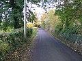 View along Crowe Hill towards Freshford - geograph.org.uk - 1566804.jpg