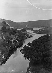 A view in Elan Valley