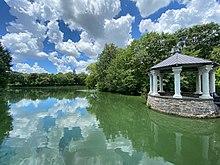 View of Lake Clara Meer at Piedmont Park