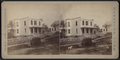 View of a downed tree in front of a house with fence, by Camp, D. S. (Daniel S.).png