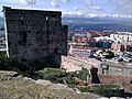 View of the Moorish Castle's Tower of Homage from the east 2.jpg