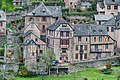 View of the buildings in Conques.jpg
