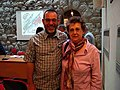 Vikidia Wikiversity Trentino Wikimania2016 08.jpg