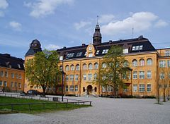 Viktor Rydbergs enhedsskole.   JPG