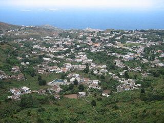 Nova Sintra Settlement in Brava, Cape Verde