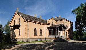 Viljandi - Viljandi manor main building
