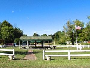 Villa Ridge, Illinois - Park in Village Ridge