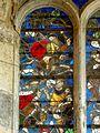 Villers-sous-Saint-Leu (60), église Saint-Denis, verrière de l'arbre de Jessé 3.JPG