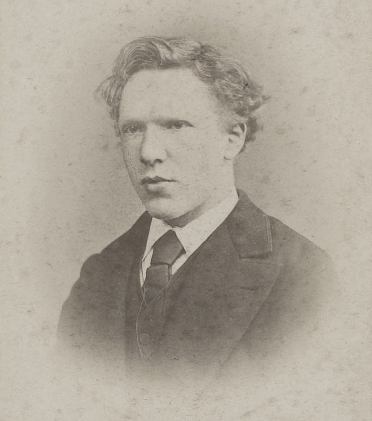 Vincent van Gogh January 1873