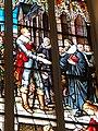 """Vitrāža """"Superintendants Samsons sveic Zviedrijas karali Gustavu Ādolfu II"""", Rīgas Doms (2).jpg"""