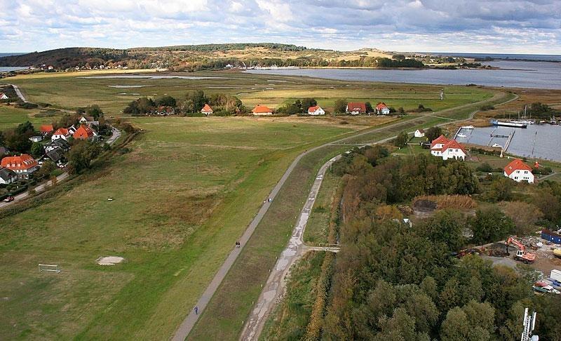 Vitte-Kloster auf Hiddensee