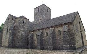 Église Saint-Marcel