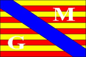 Meeuwen-Gruitrode - Image: Vlag Meeuwen Gruitrode