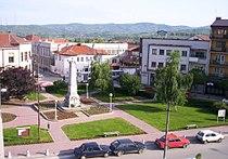 Vlasotince town centre1.jpg