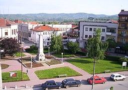 Vlasotince town centre1