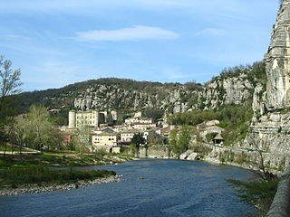 Vogüé Commune in Auvergne-Rhône-Alpes, France