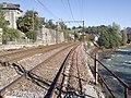 Voie ferrée (Saint-Pé-de-Bigorre, Hautes-Pyrénées, France).JPG
