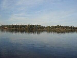 Tutayevsky District - The Volga River in Tutayevsky District