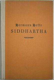 <i>Siddhartha</i> (novel) novel by Hermann Hesse
