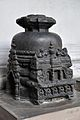 Votive Stupa - Pala School - Circa 11th Century CE - Bodhgaya - Bihar - Indian Museum - Kolkata 2013-04-10 7820.JPG