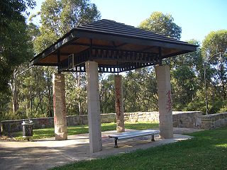 Voyager Point, New South Wales Suburb of Sydney, New South Wales, Australia