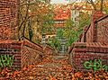 Vyšehradské schodiště - panoramio.jpg