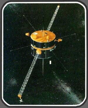 WIND (spacecraft) - Image: WIND