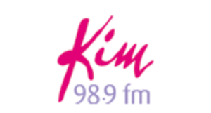 WKIM - Former logo used from September 15, 2006 through April 3, 2010