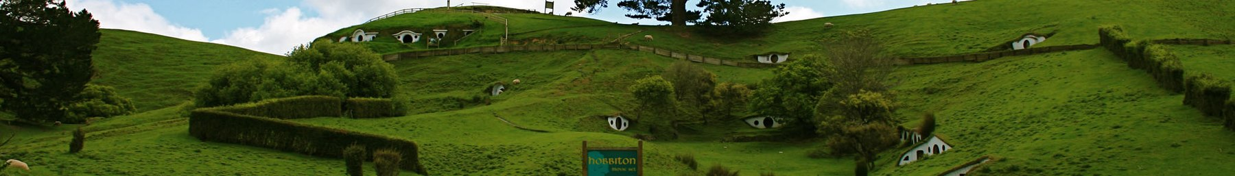 Hobbiton at Matamata
