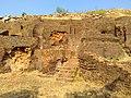 Walls of Hidimba Tekdi, Mansar (MNS III).jpg