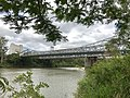 Walter Taylor Bridge seen from Chelmer, Queensland 02.jpg