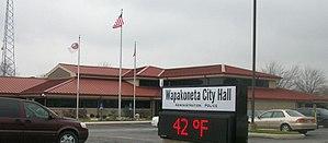 Wapakoneta, Ohio - Wapakoneta City Hall