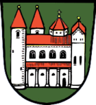 Das Wappen von Amorbach