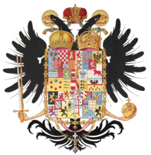 Großes Wappen des Kaisers JosephII. (Quelle: Wikimedia)