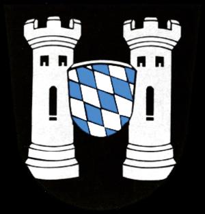 Neustadt an der Donau - Image: Wappen Neustadt an der Donau