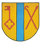 Coat of arms of the local community Niederfell