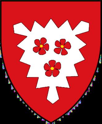 Schaumburg - Image: Wappen Samtgemeinde Rodenberg