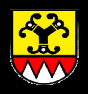 Sulzfeld, Rhön-Grabfeld - Image: Wappen Sulzfeld bei Bad Königshofen