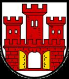 Das Wappen von Weilheim i.OB