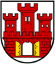Coat of arms of Weilheim in Oberbayern